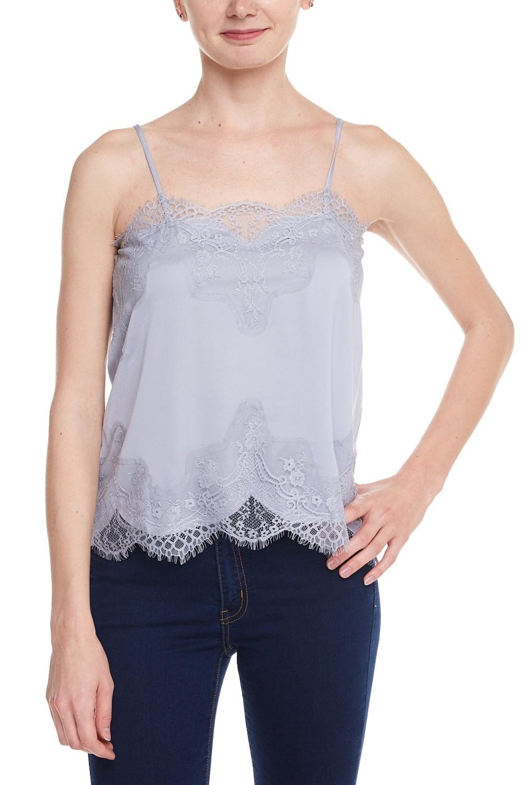 storia Lace Cami - Front Full Image
