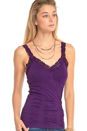 mopas lace cami - Product Mini Image