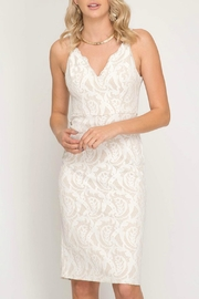 ALB Anchorage Lace Cami Dress - Product Mini Image