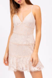 Le Lis Lace Cami Dress - Product Mini Image
