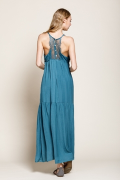 Lyn -Maree's Lace Cami Top Maxi - Alternate List Image