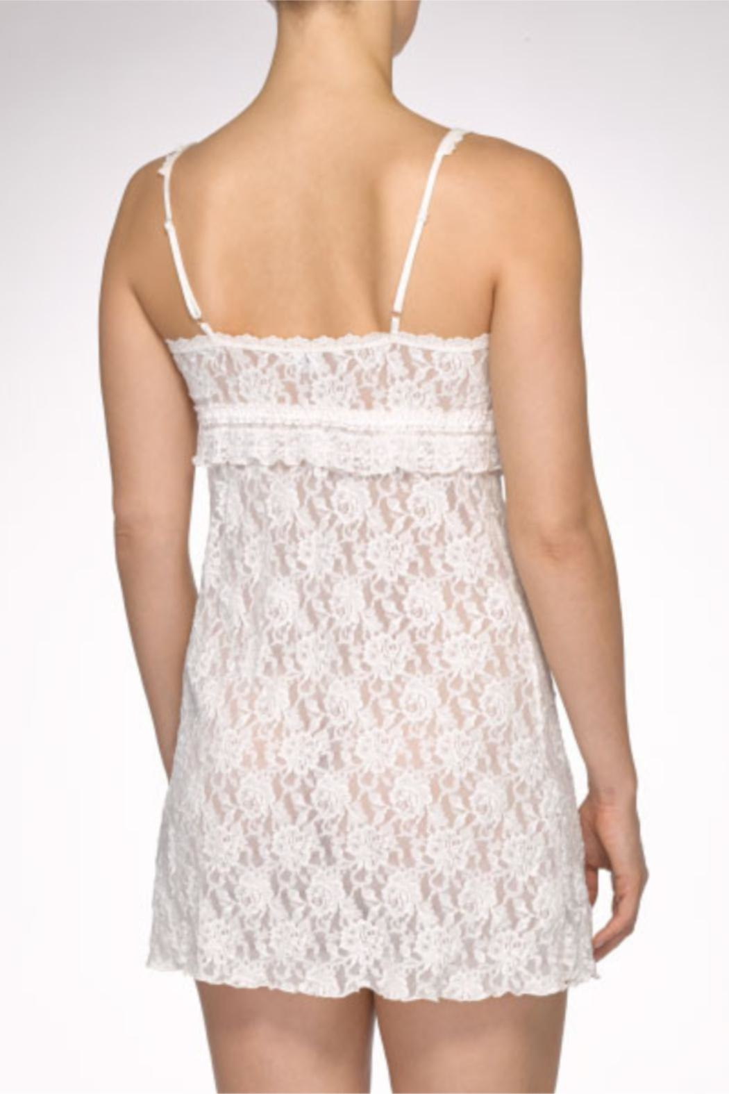 Hanky Panky Lace Chemise - Front Full Image