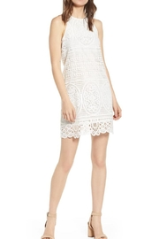 Bishop + Young Lace Crochet Dress - Front cropped