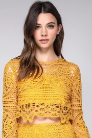 Do & Be Lace Crop Top - Product Mini Image