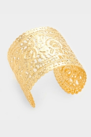 Embellish Lace Cuff Bracelet - Product Mini Image