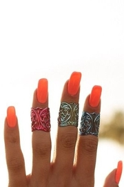 Lace by Tanaya Lace Cuff Ring - Product Mini Image