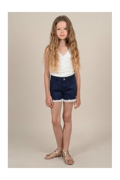 Shoptiques Product: Lace Detail Shorts