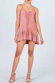CY Fashion Lace Detail Tunic-Top - Other