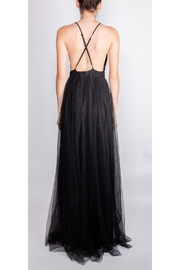luxxel Lace-Detailed Enchantress Gown - Side cropped