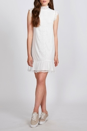 Dry Lake Lace Dress - Product Mini Image
