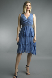 Tempo Paris  LACE DRESS - Product Mini Image