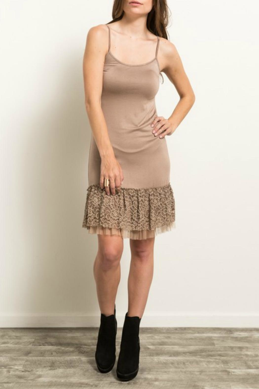 13e5b4bd37980 Hem   Thread Lace Dress Extender from Tennessee by Terri Leigh s ...