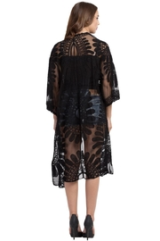 Raj Lotus Lace Duster - Other