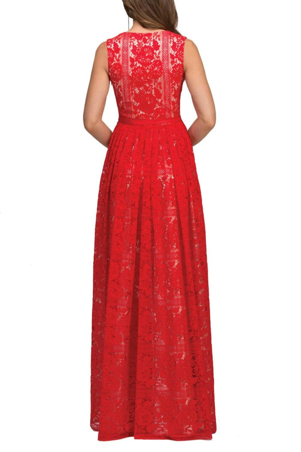 Lucci Lu Lace Empire Gown from Kansas by Eccentricity — Shoptiques