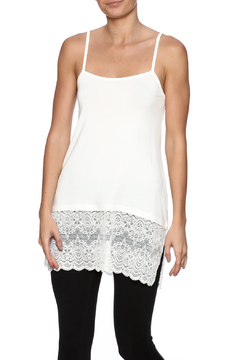 Population Lace Extender Cami - Product List Image