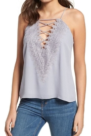 Wayf Lace Front Camisole - Front full body