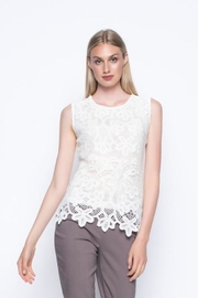 Picadilly Lace Front Top - Product Mini Image