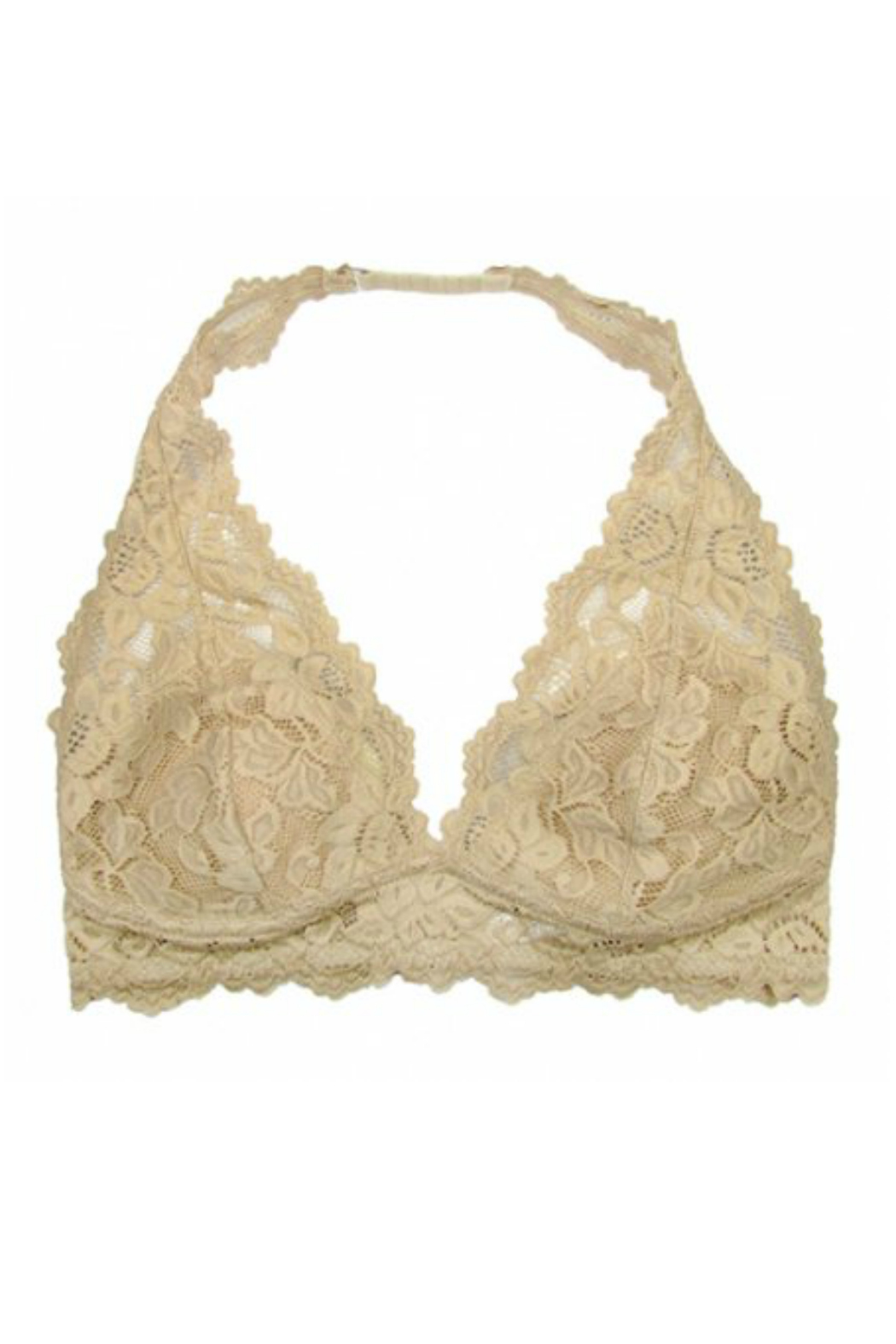 f5d1cc56f1b43 Coobie Lace Halter Bralette from New Jersey by Charlotte s Web ...