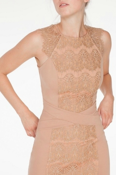 Mystic Lace Inset Dress - Alternate List Image