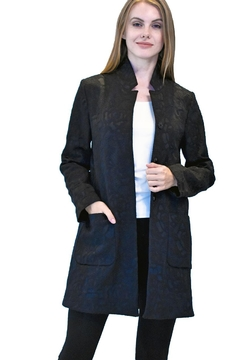 Max Volmary Lace Jacquard Jacket - Product List Image