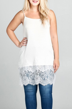 Shoptiques Product: Lace Layering Cami