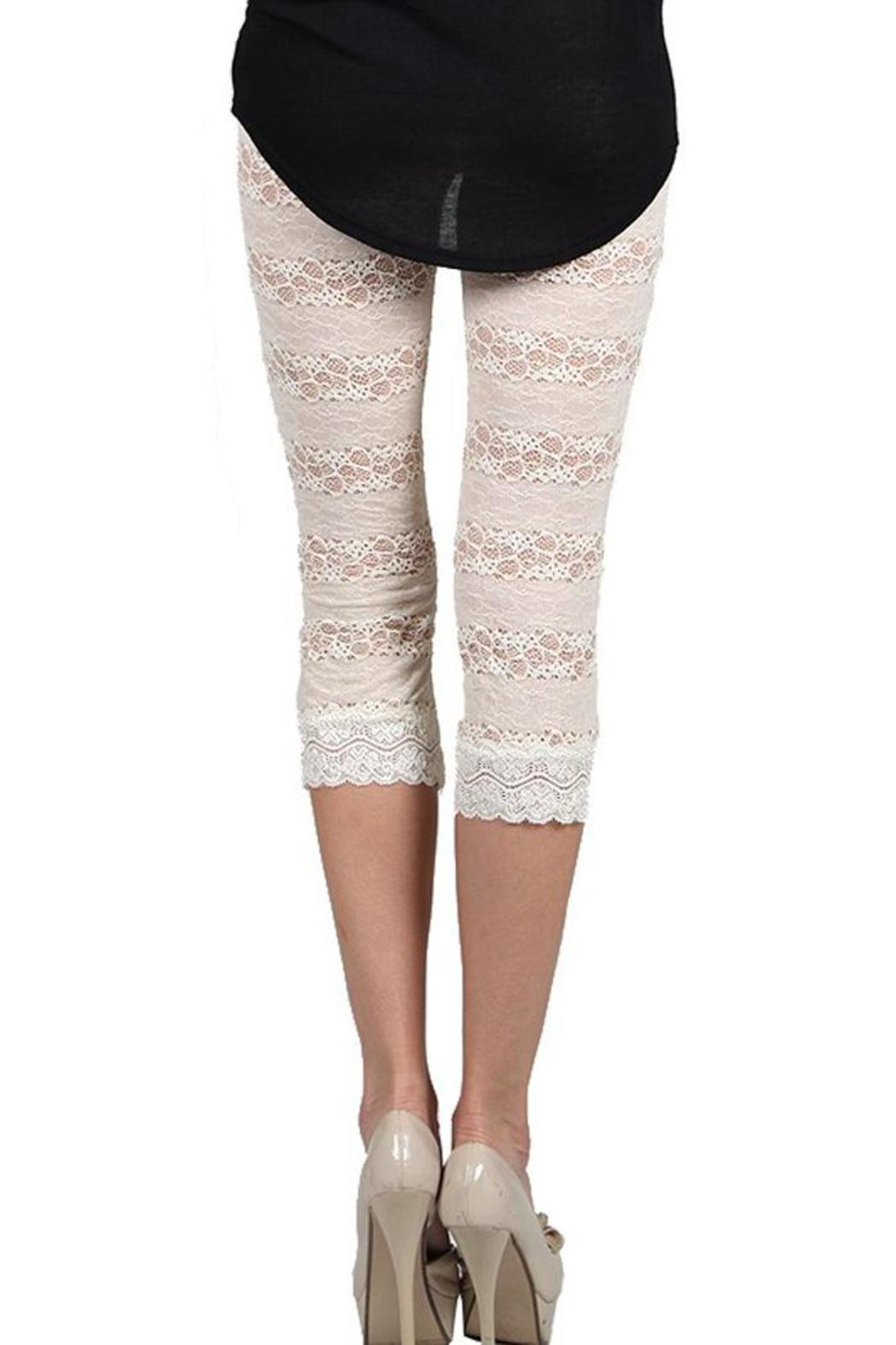 Lace Leggings Indiana Flirt Boutique