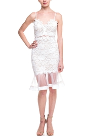 Cien Lace Mermaid Dress - Product Mini Image