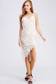 Do & Be Lace Midnight Dress - Front cropped