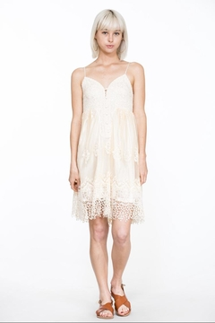 Shoptiques Product: Lace Mini Dress
