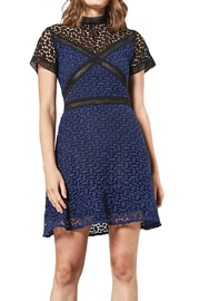 SHILLA THE LABEL Lace Mini Dress - Product Mini Image