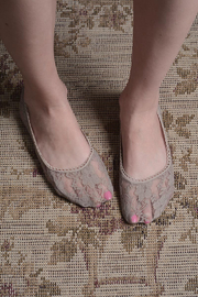 LM Lace NoSee Socks - Product Mini Image
