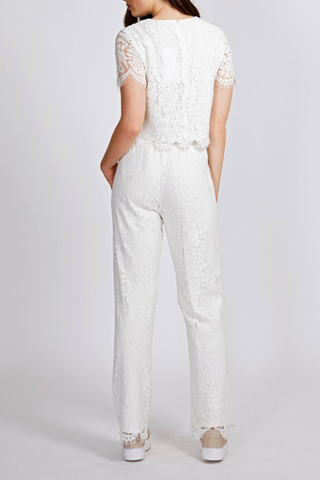 Dry Lake Lace Pants - Front Full Image