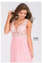 Jovani Lace Prom Gown - Product Mini Image
