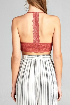 Cezanne Lace Racerback Bralette - Alternate List Image
