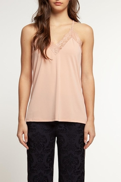 Dex Lace Racerback Cami - Product List Image