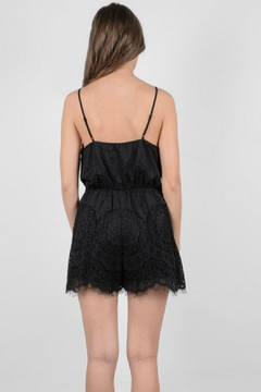 Molly Bracken Lace Romper - Alternate List Image