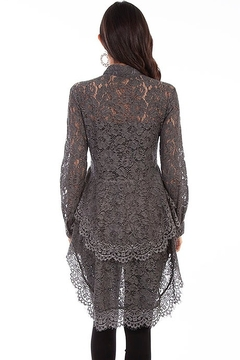 Scully  Lace Ruffle Blouse - Product List Image