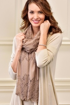 Charlie Paige Lace Scarf - Product List Image