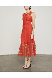 BCBG MAXAZRIA Lace Sheath Dress - Product Mini Image