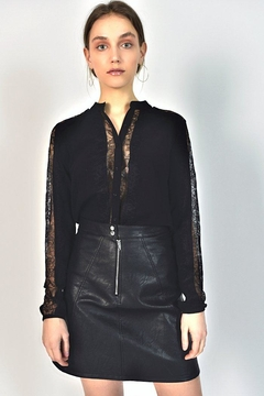 CISTAR Lace Shirt - Product List Image