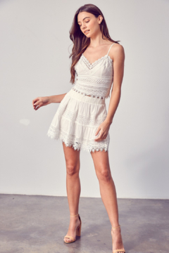 Do & Be Lace Skirt Set - Product List Image