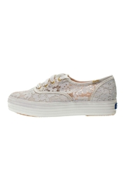 Keds Lace Sneaker - Front cropped