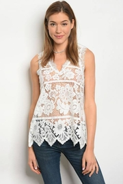 LoveRiche Lace Top - Product Mini Image