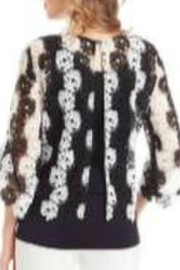Alberto Makali Lace Top - Front full body