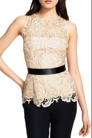Adrianna Papell Lace Top - Product Mini Image