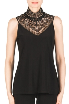 Joseph Ribkoff Lace Top Style - Product List Image