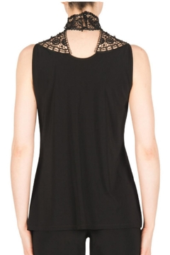 Joseph Ribkoff Lace Top Style - Alternate List Image