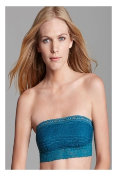 Intimately Free People Lace Trim Bandeau - Product List Image