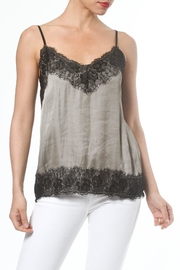 Madonna & Co Lace Trim Cami - Product Mini Image