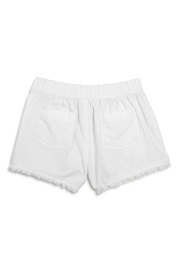 Splendid Lace Trim Shorts - Front full body